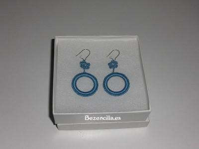 Pendientes azules flores_dic09_CIMG3215