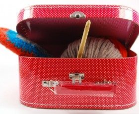 Crochet in a box, gift set