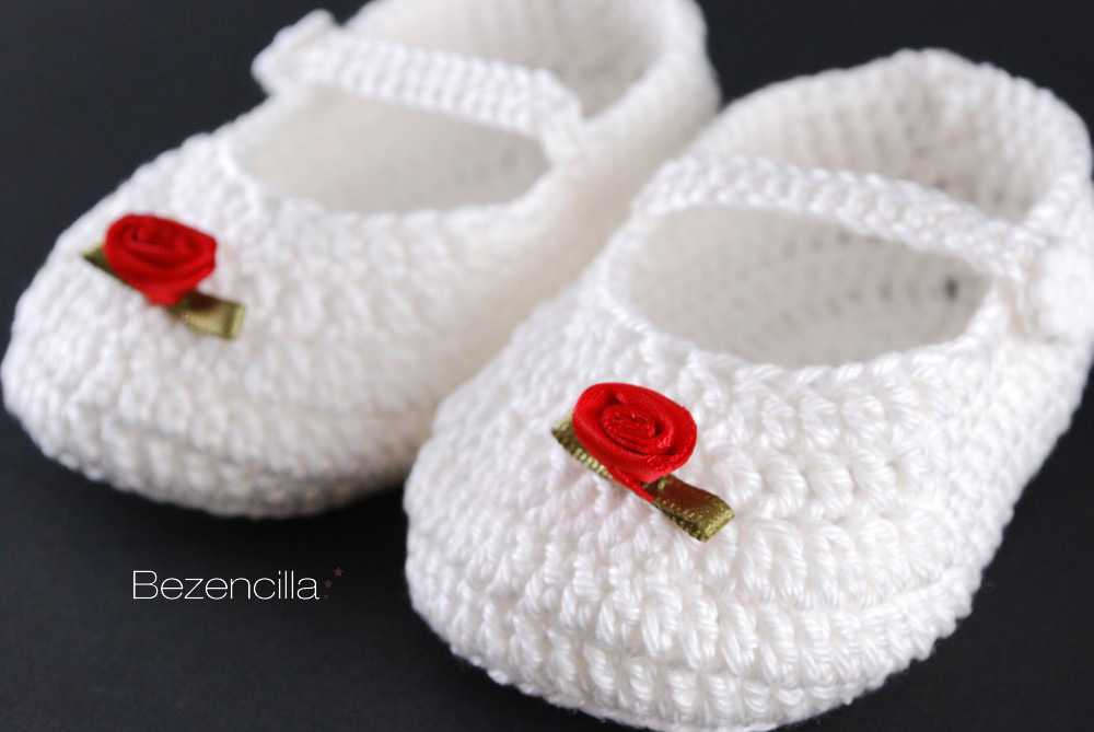 White crochet mary janes_zapatitos blancos ganchillo DSC_0201